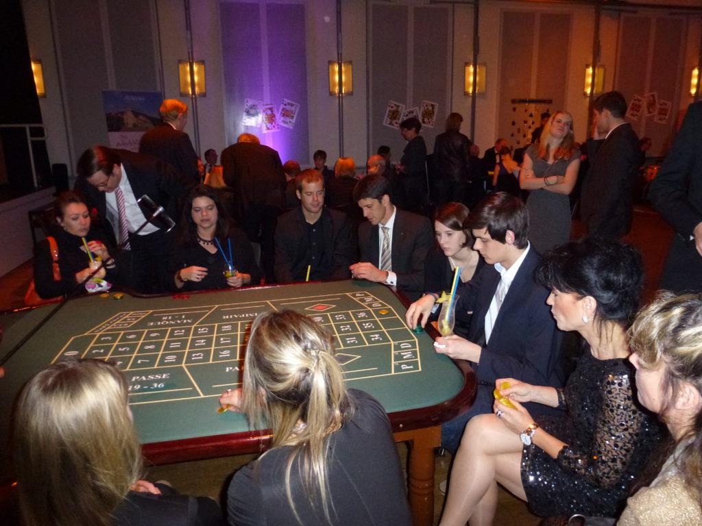 Casino Landau Albert Einstein